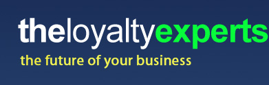 The Loyalty Experts logo, loyalty schemes and gift cards